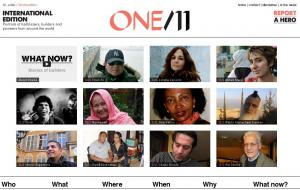 One11world website
