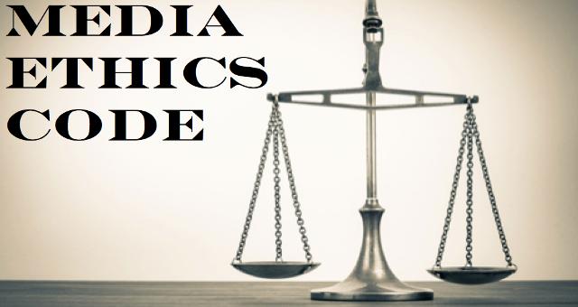 Media Ethics Code