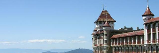 Caux Mountain House